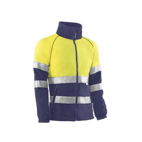 forro-polar-juba-alta-visibilidad-andes-whv772-amarillo-fluor-azul
