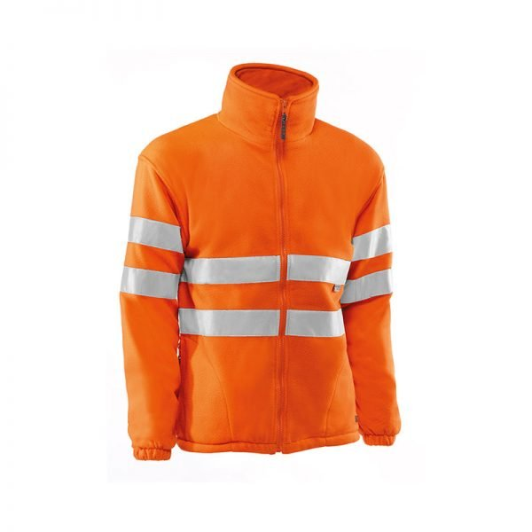 forro-polar-juba-alta-visibilidad-nepal-hv771-naranja-fluor