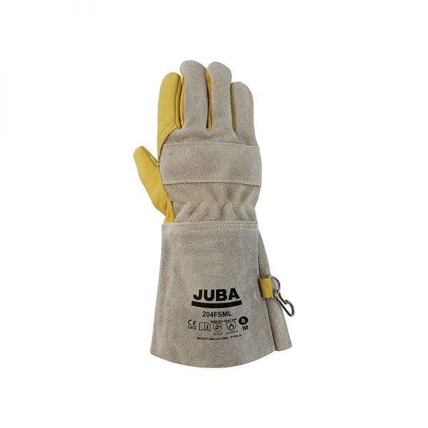 guante-juba-204fsml-amarillo-marron