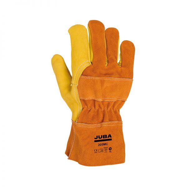 guante-juba-205mc-amarillo-naranja