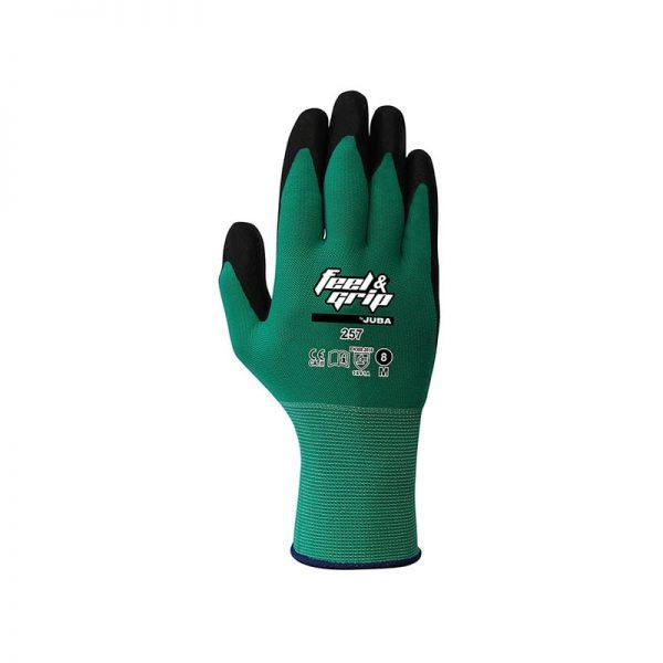 guante-juba-h257-verde-negro