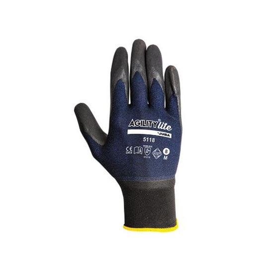 guante-juba-h5118-azul-marino-negro