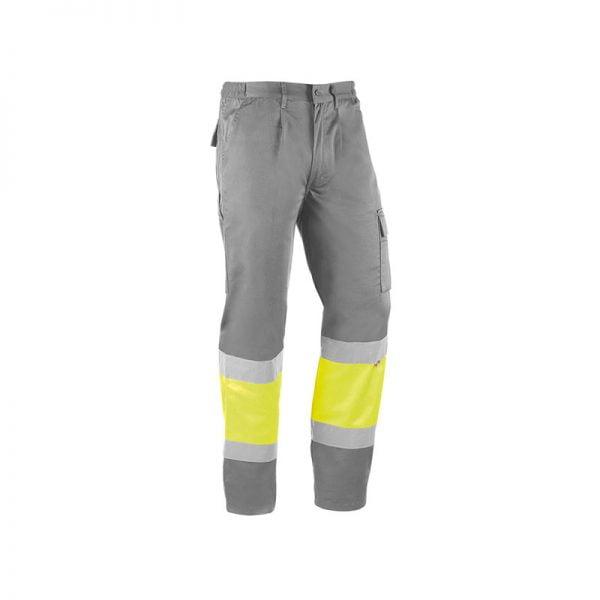 pantalon-juba-kyoto-hv816-amarillo-fluor-gris