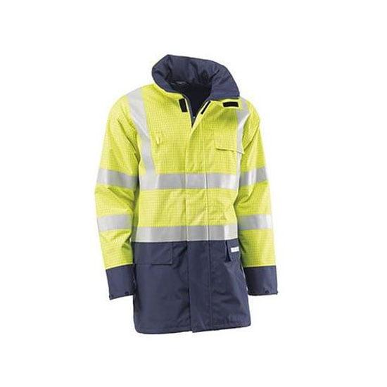 parka-juba-alta-visibilidad-marabe-hvfr2666-amarillo-fluor-azul