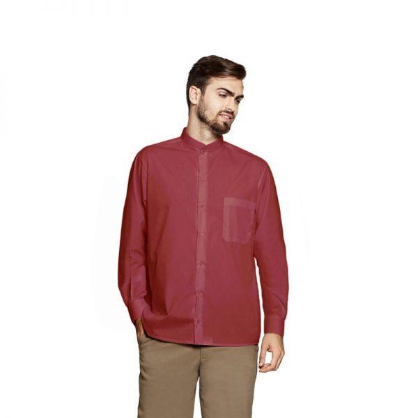 camisa-adversia-3106c-monzon-granate
