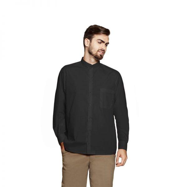 camisa-adversia-3106c-monzon-negro
