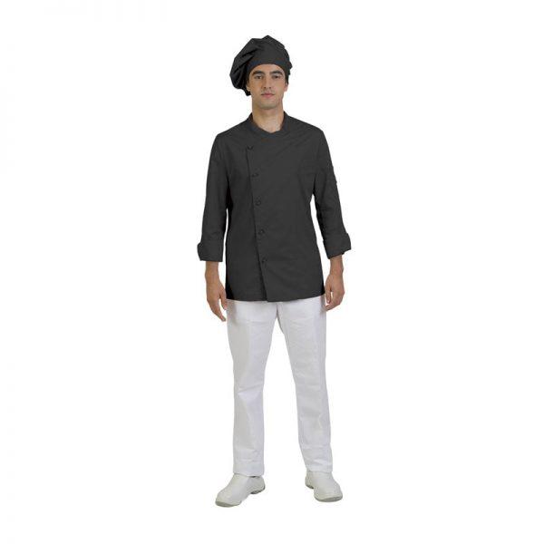 chaqueta-cocina-eurosavoy-113007c-turin-negro