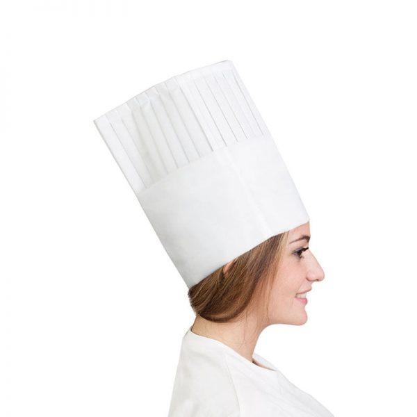 gorro-cocina-eurosavoy-gran-chef-111202-faro-blanco