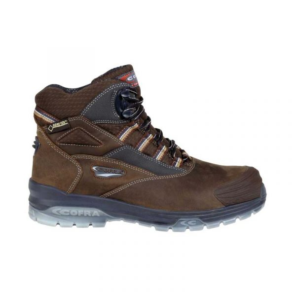 BOTA COFRA MICHELANGELO BROWN GORETEX S3 SRC